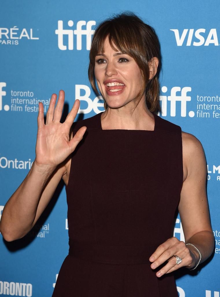 "Jennifer Garner - ""Men, Women and Children"" Press Conference at Toronto Int Film Festival"