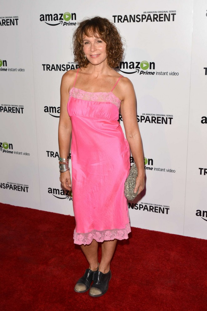 "Jennifer Grey - ""Transparent"" Premiere in LA"