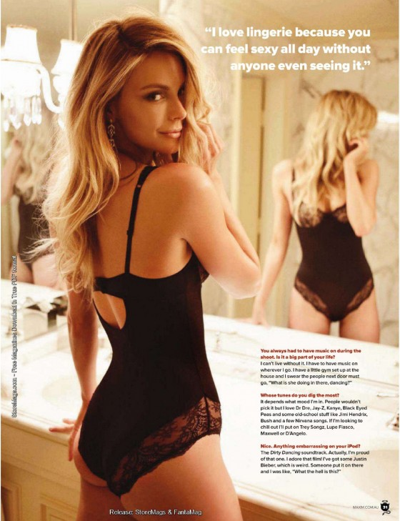 Jennifer Hawkins – Maxim Australia August 2011 Issue-05