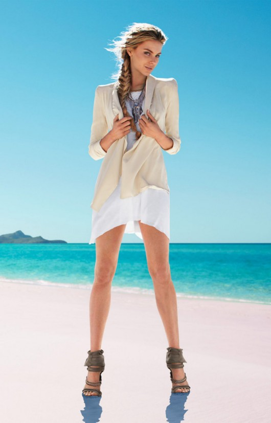 jennifer hawkins 2011. Jennifer Hawkins in Myer TV