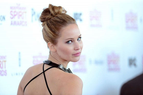 Jennifer Lawrence – 2013 Film Independent Spirit Awards -03
