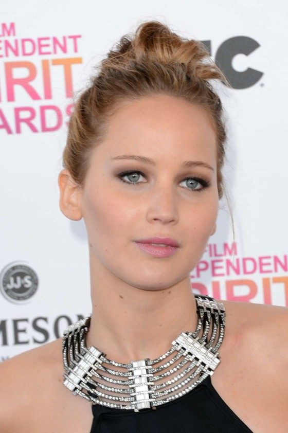 Jennifer Lawrence – 2013 Film Independent Spirit Awards -13