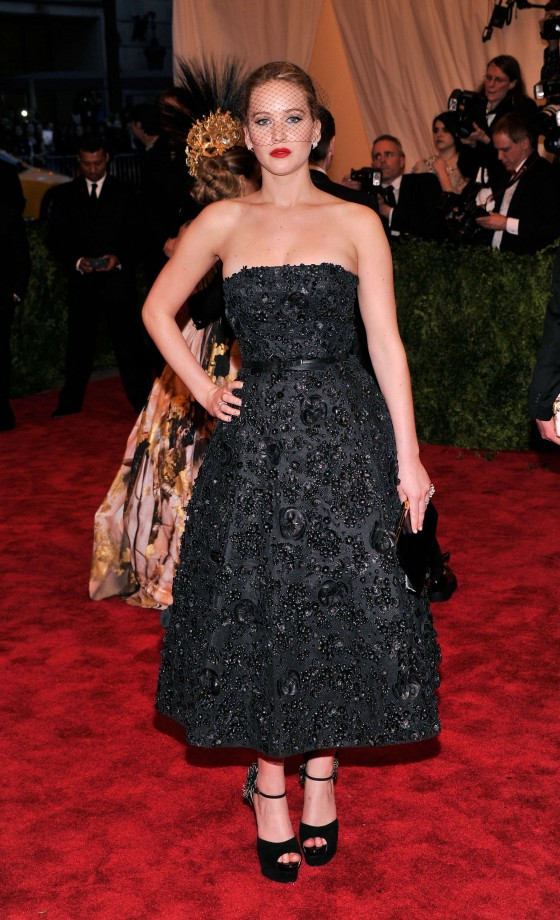 Jennifer Lawrence - 2013 Met Gala -10