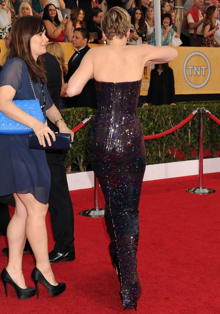 Jennifer Lawrence: SAG... Megan Fox