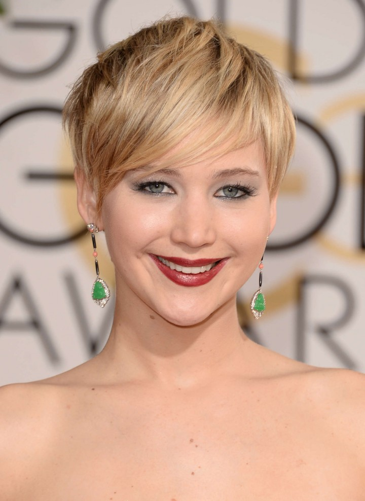 Jennifer Lawrence: Golden Globe 2014 Awards -07