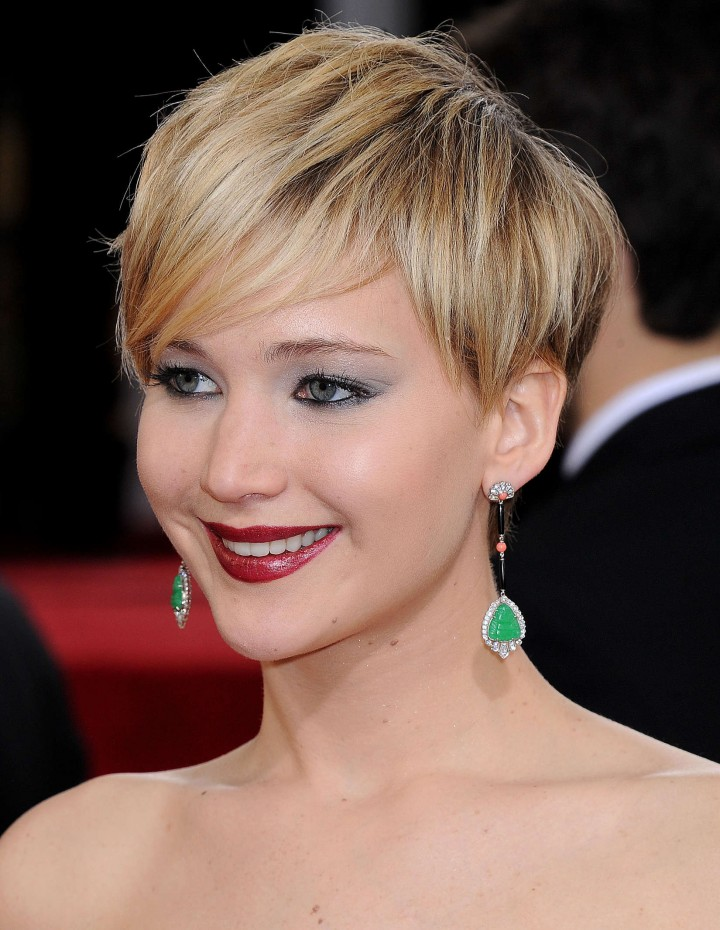Jennifer Lawrence: Golden Globe 2014 Awards -18