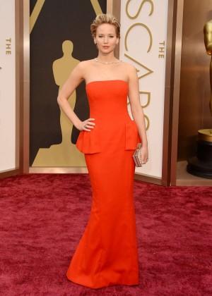 Oscar 2014: Jennifer Lawrence -04
