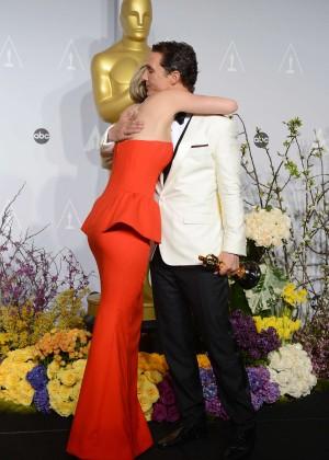 Oscar 2014: Jennifer Lawrence -07