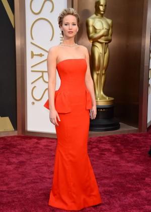 Oscar 2014: Jennifer Lawrence -14