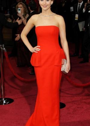 Oscar 2014: Jennifer Lawrence -17