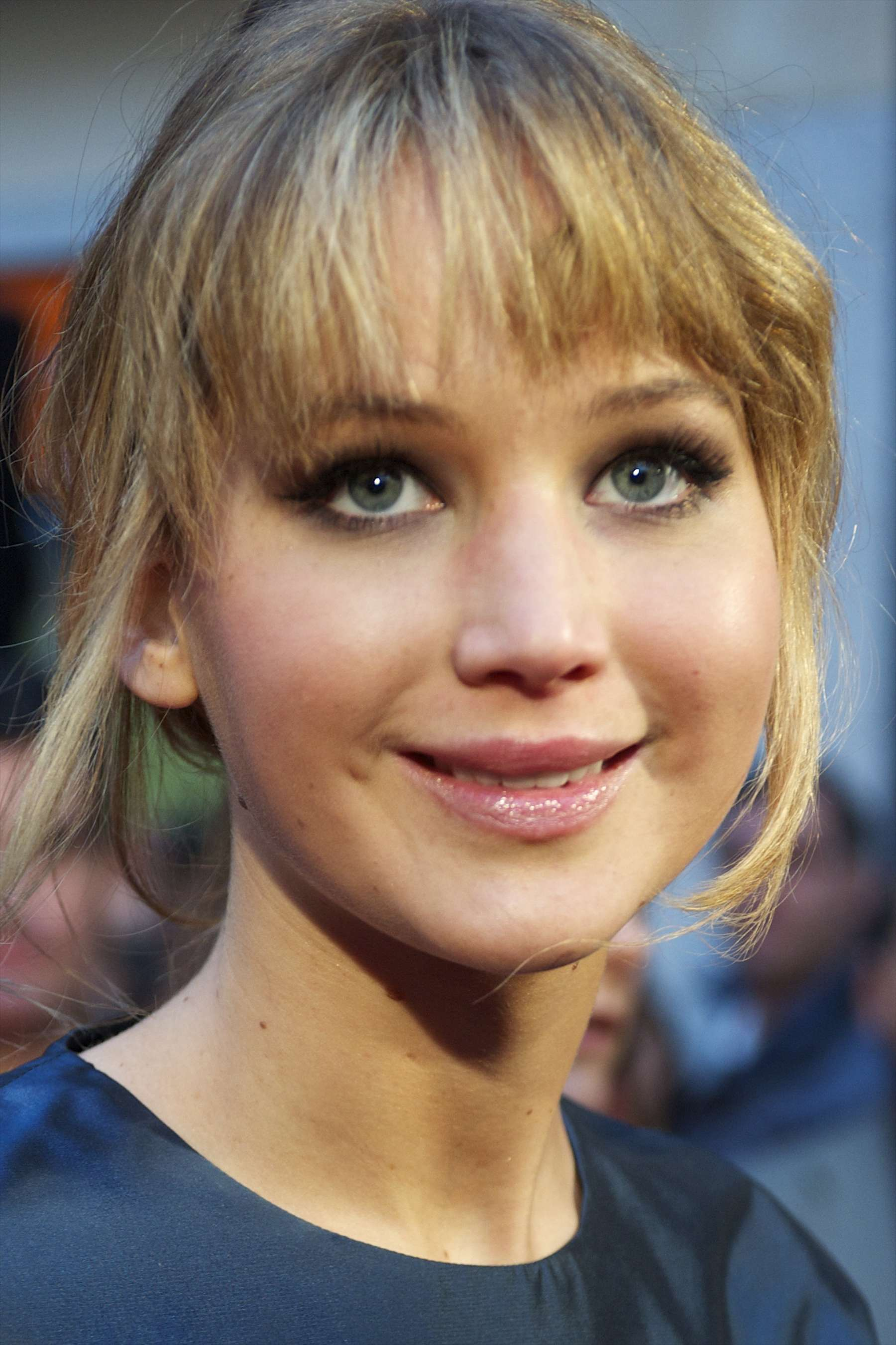 Jennifer Lawrence 2012 : Jennifer Lawrence at The Hunger Games Premiere-06