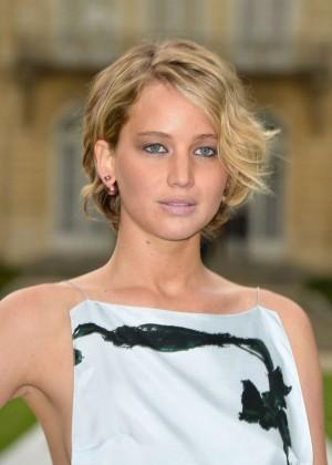 Jennifer Lawrence Paris Fashion Week 2014-02