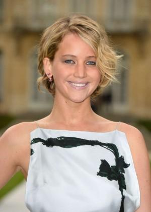Jennifer Lawrence Paris Fashion Week 2014-11