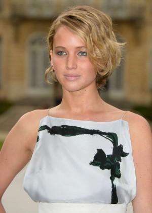 Jennifer Lawrence Paris Fashion Week 2014-19