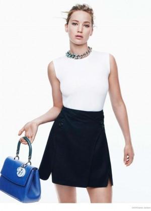 Jennifer Lawrence - New Dior Photoshoot 2014