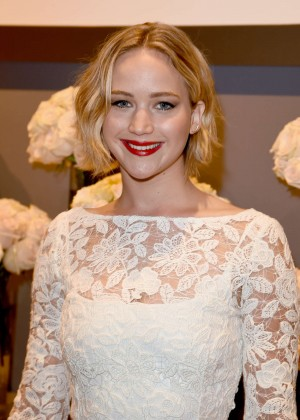 Jennifer Lawrence - 21st annual ELLE's Women in Hollywood Awards in LA