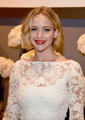 Jennifer Lawrence - 21st annual ELLE's Women in Hollywood Awards in LA