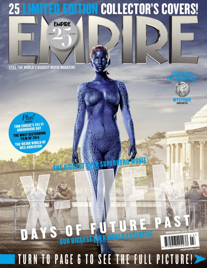 Jennifer Lawrence: EMPIRE Magazine Cover -01