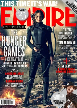 Jennifer Lawrence - EMPIRE Magazine (December 2014)