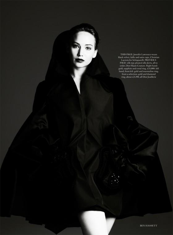 Jennifer Lawrence - Harpers Bazaar UK -05