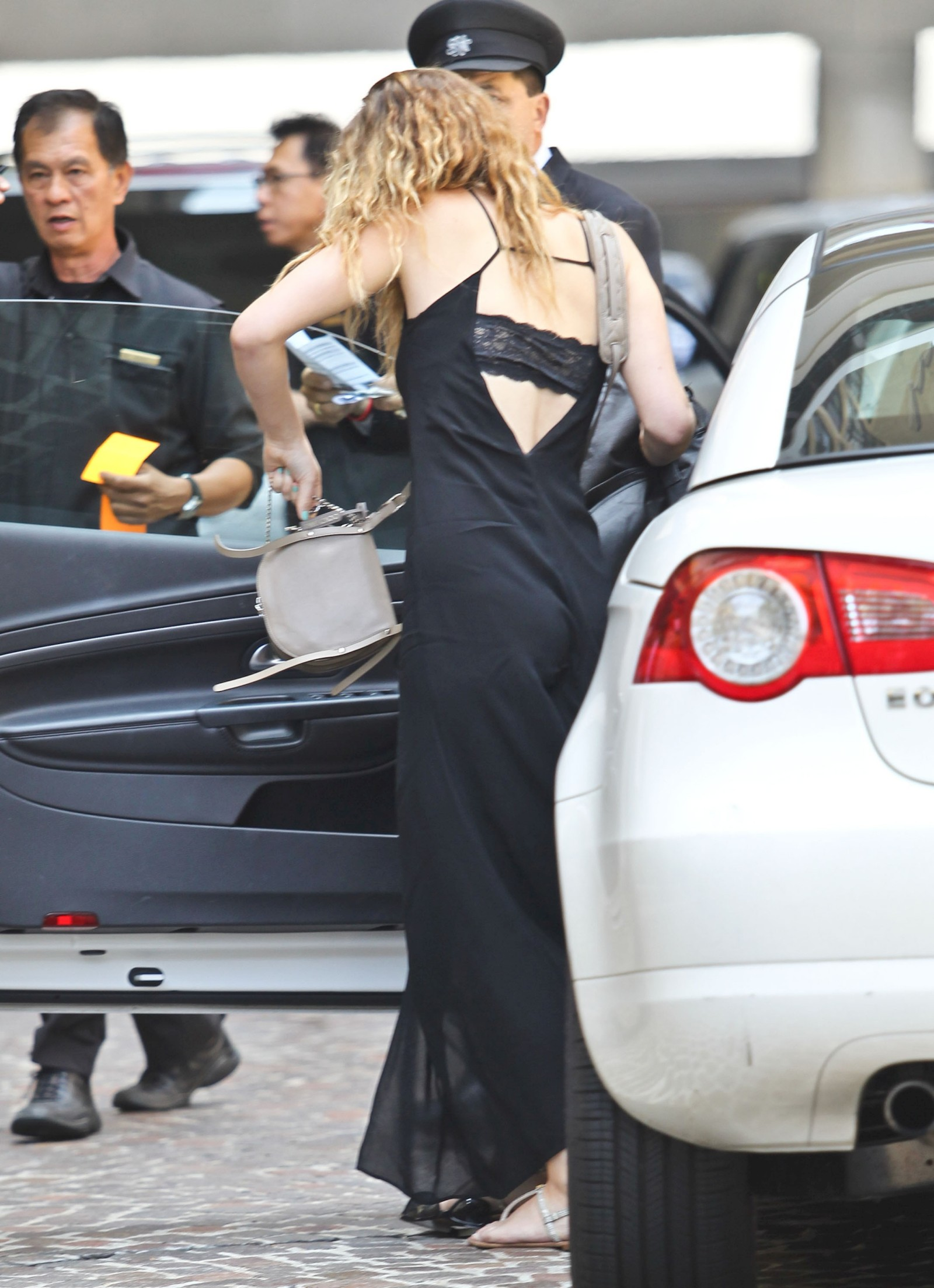 Jennifer Lawrence – Hot in dress in Beverly Hills-03