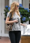 Jennifer Lawrence Goes To a Meeting in Tight Pants-04