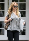 Jennifer Lawrence Goes To a Meeting in Tight Pants-09
