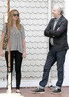 Jennifer Lawrence Goes To a Meeting in Tight Pants-14