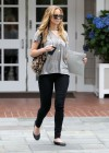 Jennifer Lawrence Goes To a Meeting in Tight Pants in Santa Monica