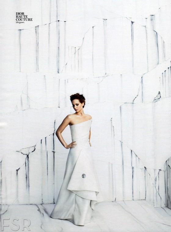 Jennifer Lawrence: Instyle Magazine -01