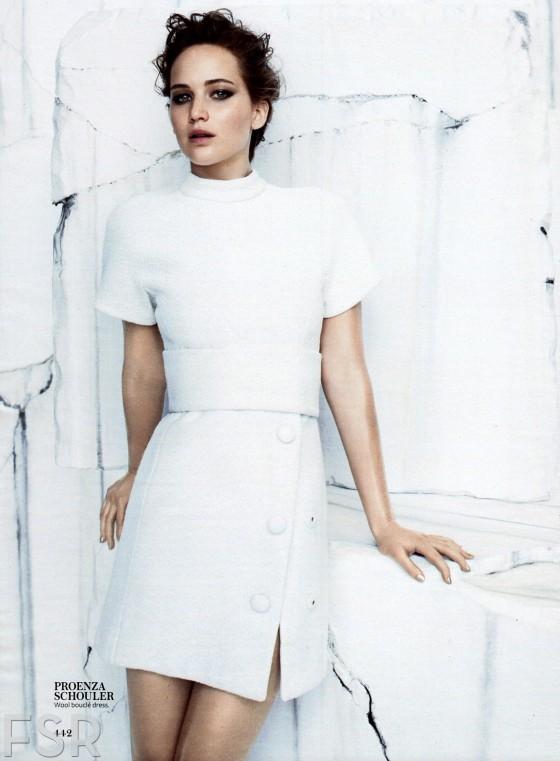 Jennifer Lawrence: Instyle Magazine -08