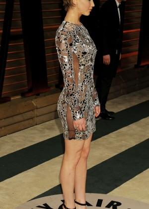 Jennifer Lawrence: Oscar 2014 - Vanity Fair Party -03