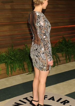 Jennifer Lawrence: Oscar 2014 - Vanity Fair Party -10