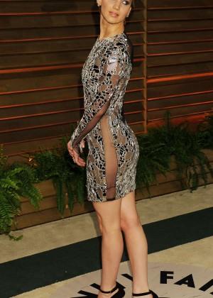 Jennifer Lawrence: Oscar 2014 - Vanity Fair Party -13