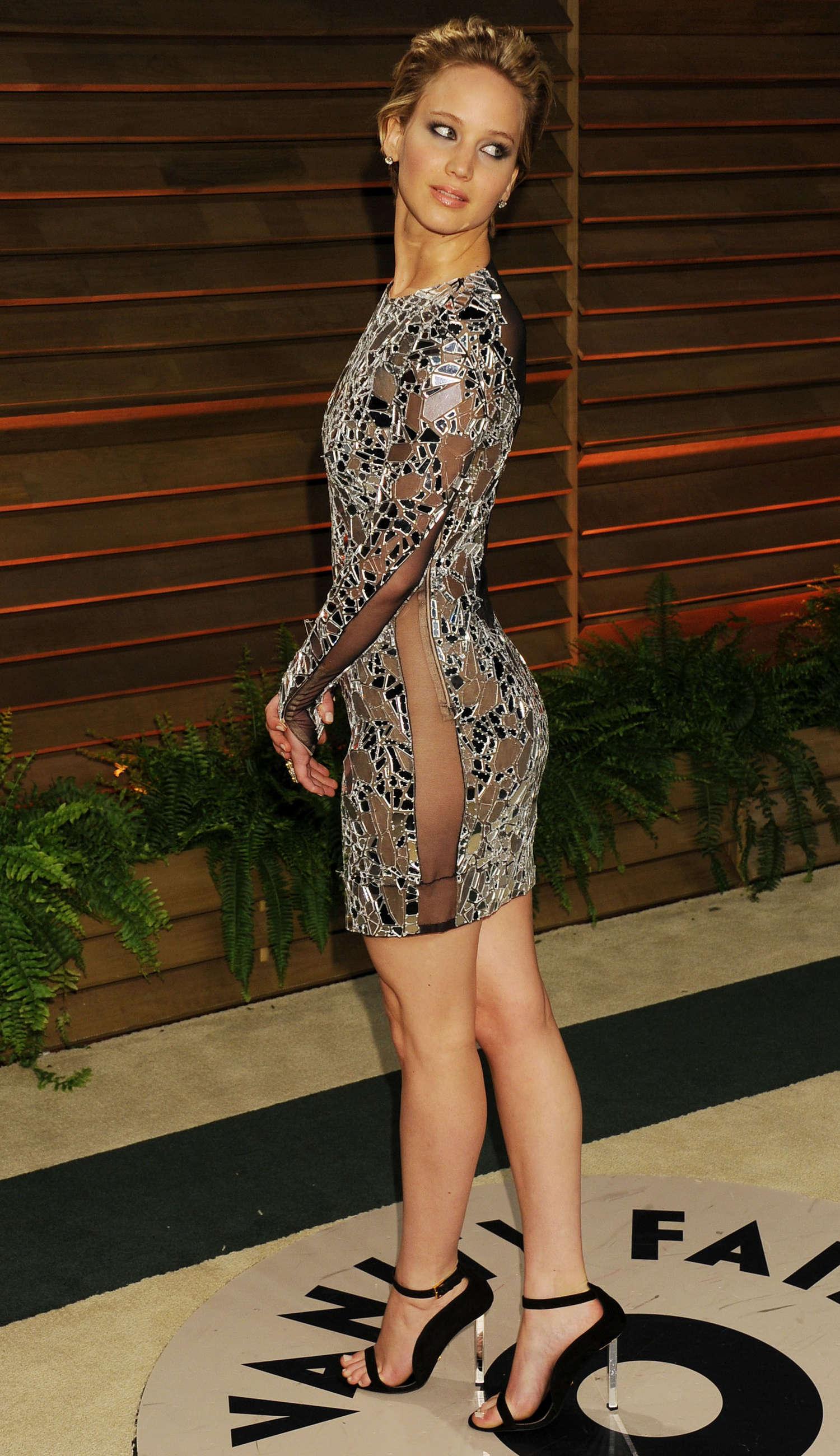 Jennifer Lawrence: Oscar 2014 - Vanity Fair Party -13 ...