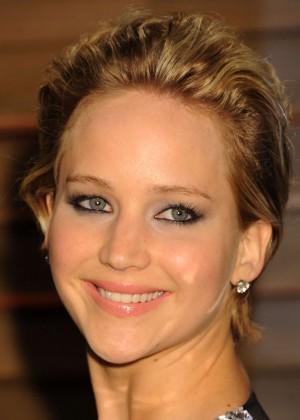 Jennifer Lawrence: Oscar 2014 - Vanity Fair Party -14