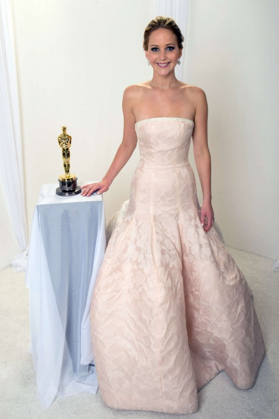 Jennifer Lawrence – Protraits for the Oscar 2013 -11