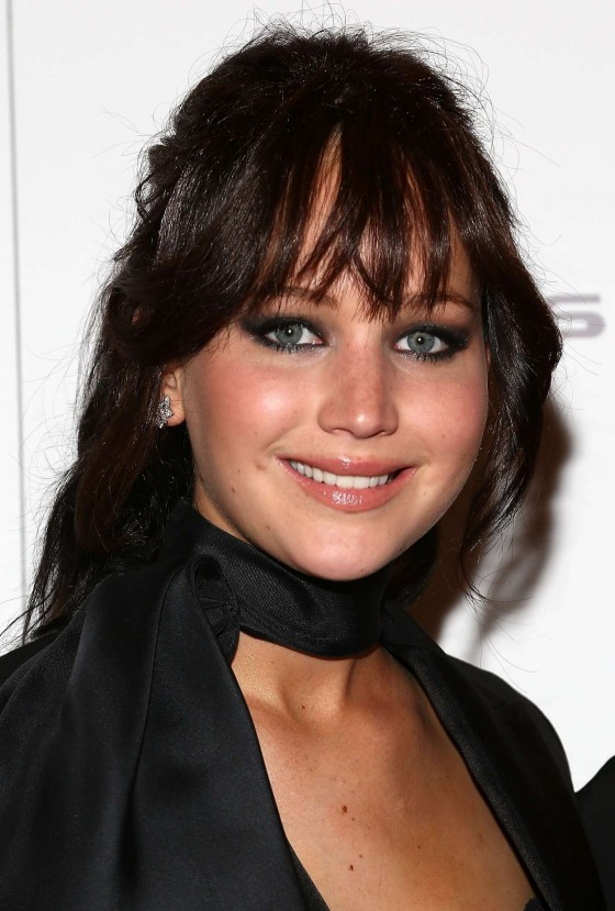Jennifer Lawrence - Silver Linings Playbook premiere in NY ...