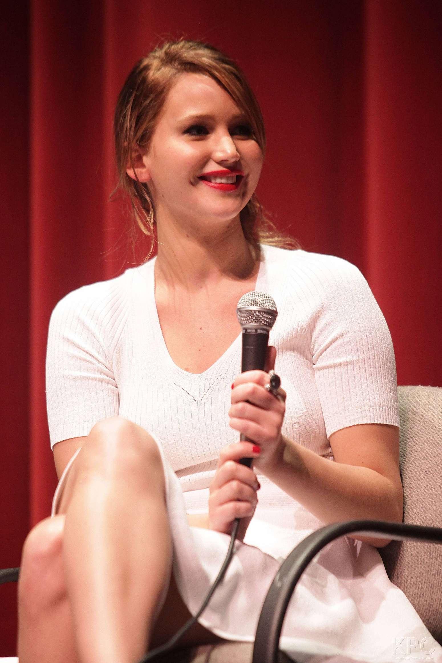 Jennifer Lawrence – ... Nicole Richie