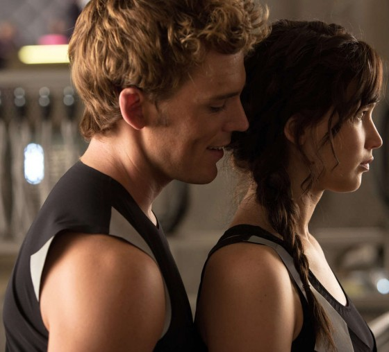 Jennifer Lawrence - The Hunger Games: Catching Fire still photos