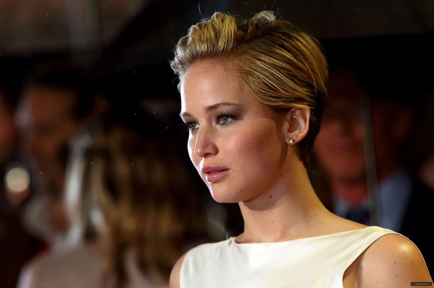 Jennifer Lawrence - The Hunger Games : Catching Fire ...