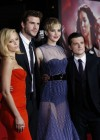 Jennifer Lawrence - The Hunger Games: Catching Fire Hollywood Premiere -04