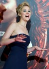 Jennifer Lawrence - The Hunger Games: Catching Fire Premiere -15