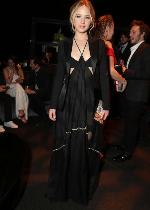 """Jennifer Lawrence - """"The Hunger Games: Mockingjay Part 1"""" Premiere After Party in LA"""