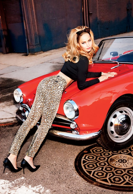 Jennifer Lawrence - Vanity Fair February 2013 -03