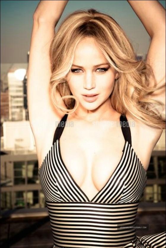 Jennifer Lawrence: Vanity Fair magazine (February 2013)-25