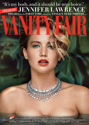 Jennifer Lawrence - Vanity Fair Magazine (November 2014)