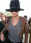 Jennifer Lawrence - Wearing Funny Hat -01