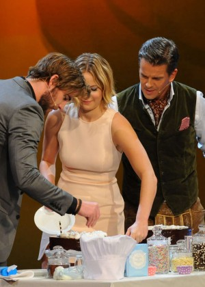 Jennifer Lawrence - Wetten dass TV Show -03