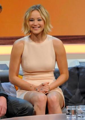 Jennifer Lawrence - Wetten dass TV Show -06